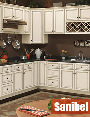 Ready to Install Cabinets   Showroom
